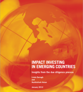 Impact Investing in Emerging Countries Photo